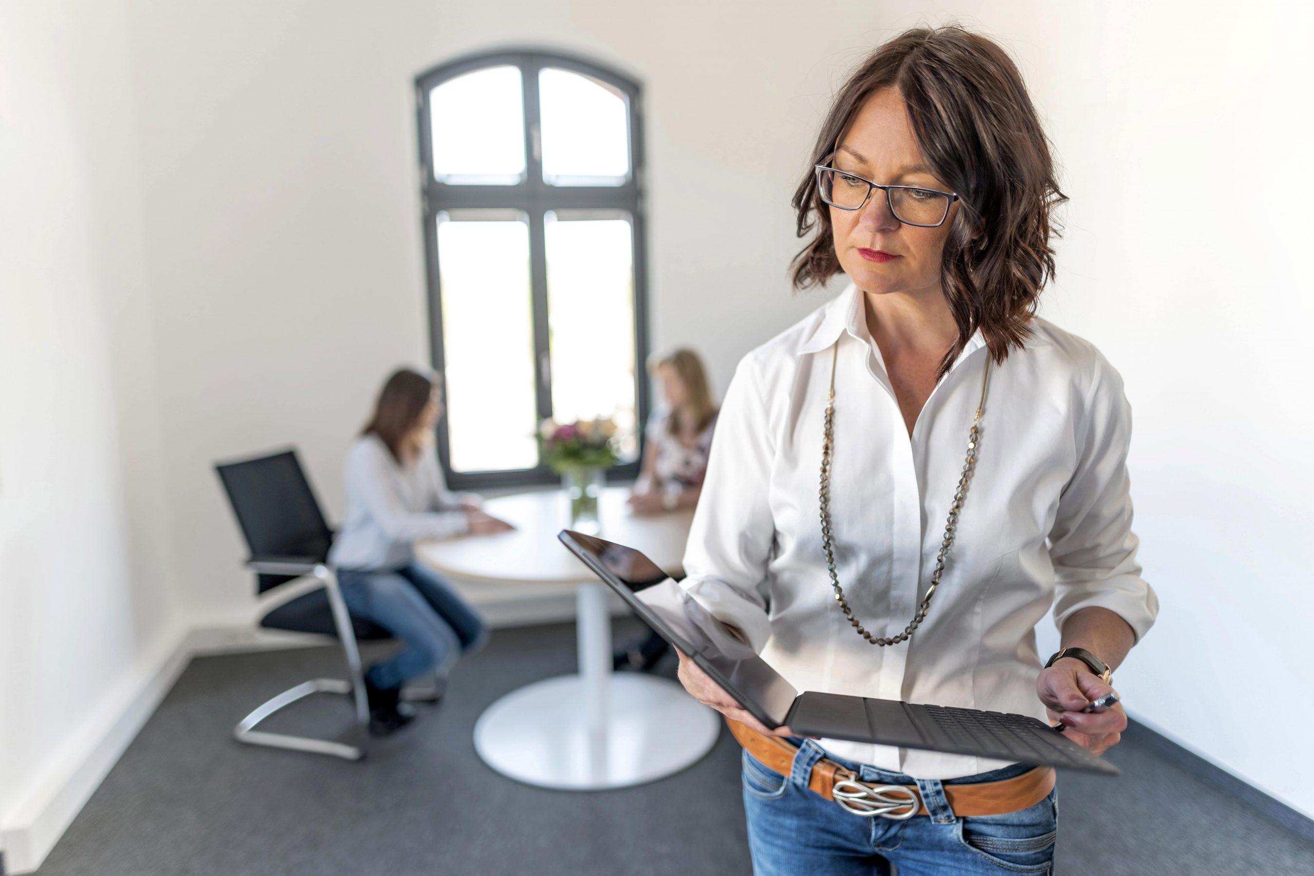 Digitalisierung bei Elvira Löwen - Wirtschaftsprüferin und Steuerberaterin in Windeck