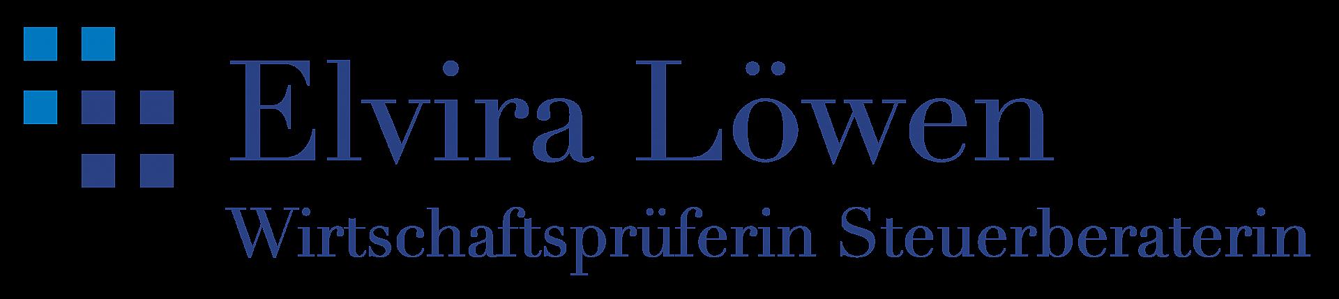 Logo Elvira Löwen - Wirtschaftsprüferin und Steuerberaterin in Windeck