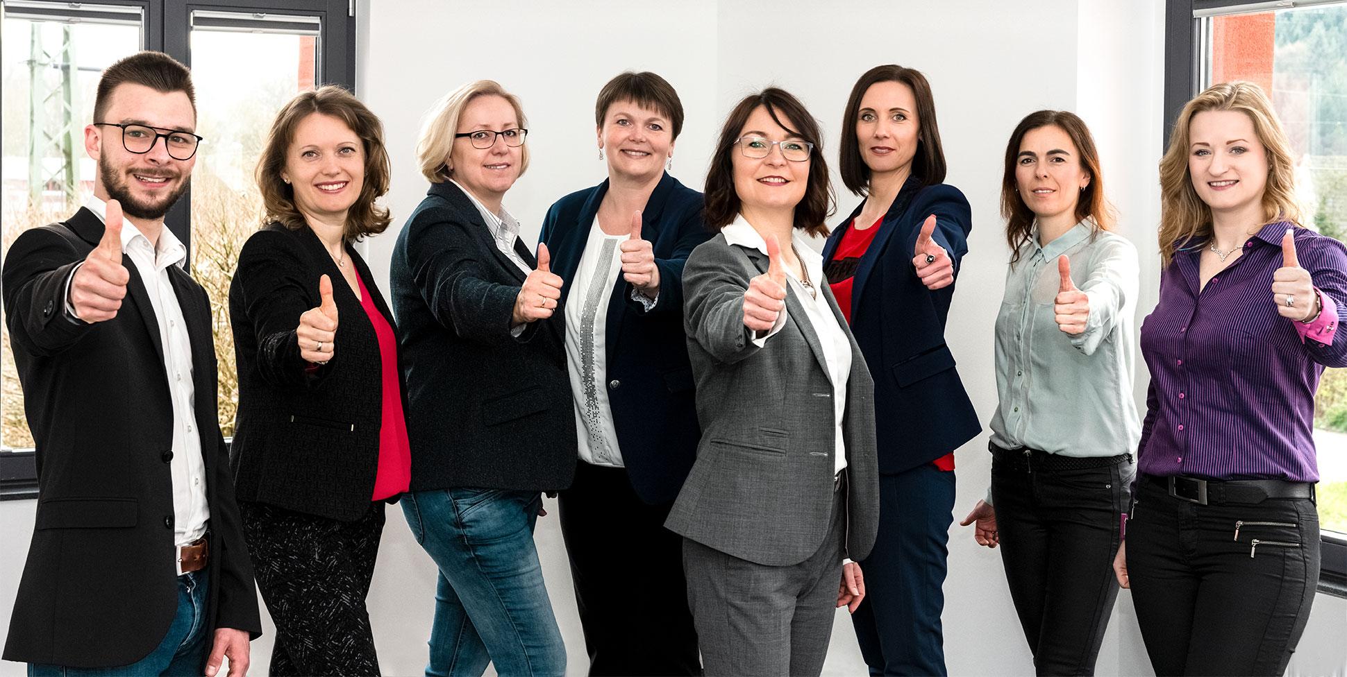 Team von Elvira Löwen - Wirtschaftsprüferin und Steuerberaterin in Windeck